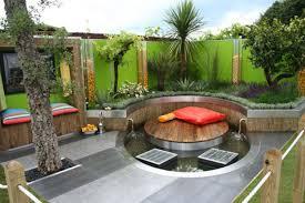 Small Picture Modern Garden Design Ideas Photos Uk Small Family Garden Trends