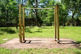 diy dip bars you don t need a gym membership to get a good workout if you have space on your property and can or borrow some tools you can build