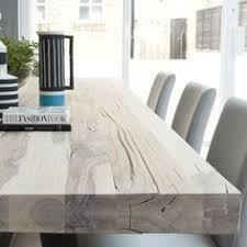 gray wood dining table. Rustik Industrial Wood Dining Table \u0026 Metal Legs Gray D