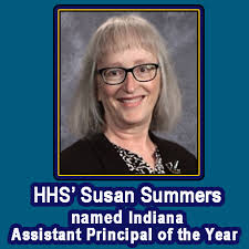 2019 Assistant Principal of the Year - Homestead High School
