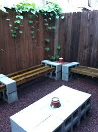 concrete block furniture ideas. Cinder Block Furniture Backyard Your Ideas Concrete Retaining Wall Prices I