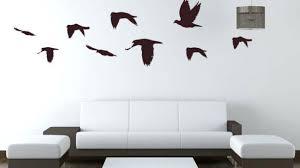 homely idea bird wall decor metal target for nursery stickers decorations 3d breathtaking bird wall art