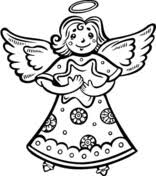 Small Picture Angels coloring pages Free Coloring Pages