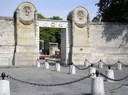 Resultado de imagen para imagenes del cementerio de père lachaise