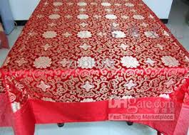 Image result for pink brocade tablecloth