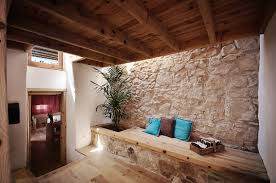 house interior stone walls. stone wall and wood decor house interior walls l