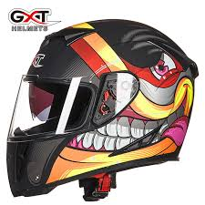 Bekc03 <b>Gxt Helmet Male</b> Winter <b>Motorcycle</b> Electric Double Lens ...
