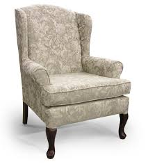 Small Wing Back Chair Design Ideas For You. Amazing Pacific Brown Elliott  ...