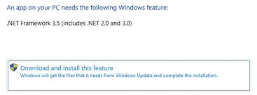 add net framework offline using mdt