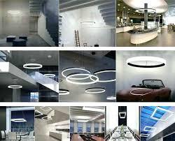 contemporary office lighting. Office Pendant Lighting Contemporary Rative Ceiling Light Art Drop T