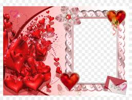 i love you heart transpa frame red gallery yoville beautiful love photo frames 1145065