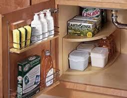 under kitchen sink cabinet. Under Kitchen Sink Organizing With Back Of The Door Organizer Cabinet