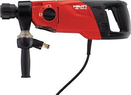 hilti concrete drill. dd 150-u versatile wet or dry diamond drilling system for both handheld and rig hilti concrete drill