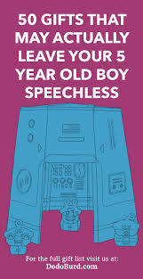 50 Best Gifts for 5 Year Old Boys \u2013 Toys He\u0027ll Actually Use and Love -