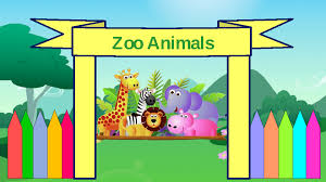 zoo animals together clipart.  Clipart Throughout Zoo Animals Together Clipart A