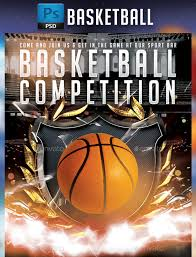 Basketball Flyer Template Free Download 24 Basketball Flyer