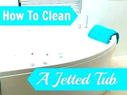 whirlpool jet cleaner cleaning jets tub bathtubs find this pin and more on bathroom bathtub homemade whirlpool jet cleaner