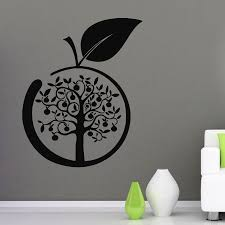 Apple Wall Decor Kitchen Online Buy Wholesale Apple Kitchen Decor From China Apple Kitchen
