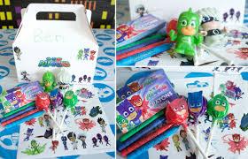 Pj Mask Party Decoration Ideas PJ Masks Party Ideas 93