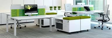 contemporary office furniture with modern stylish white energy