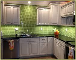 innovative nice green glass tile backsplash green glass tile kitchen backsplash home design ideas