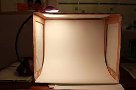 eesh diy lightbox