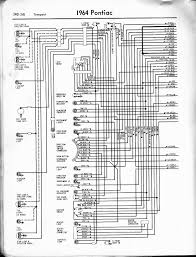 wallace racing wiring diagrams 1964 tempest left page