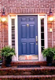 Front Doors: Compact Colours For Front Door For Home Inspirations ...