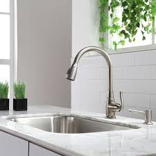 Stainless Steel Faucets Kitchen Kitchen German Faucets Kitchen Sink Lowes Kraus Sink
