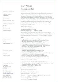 Administrative Assistant Cv Sample Financial Receptionist Goeventz Co