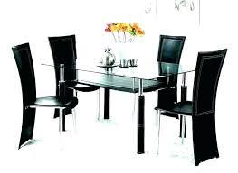 glass dining table set glass dining table set for 6 dining table set 6 glass dining