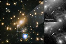 How Long Is 5 Light Years Nasas Hubble Space Telescope Captures Image Of Most Distant