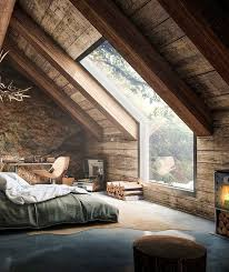homedesigning:  (via 25 Amazing Attic Bedrooms That You Would Absolutely  Enjoy Sleeping In