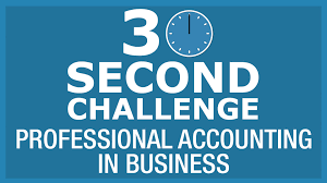 bsc msci professional accounting in business degree course 30 second challenge accounting in business