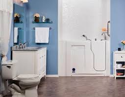 replacement showers walk in tubs