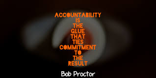 Accountability Quotes Extraordinary 48 Accountability Quotes Laughtard