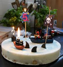 Pirate Party Part 3 Pirate Games And Quick Shark Cake