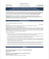 Project Manager Resume Samples 19 Old Version Templates All Best