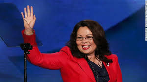 Tammy Duckworth gives birth, first US senator to do so while in ...