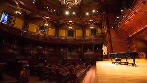 Sanders Theatre Celebrity Series Of Boston