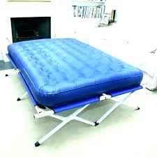 air mattress on bed frame. Brilliant Bed Coleman Full Size Air Mattress On Air Mattress Bed Frame