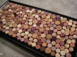 How to Make an End Cork Board- Mother's or Father's Day Present