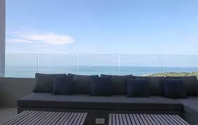 best oceanfront beach villa koh samui