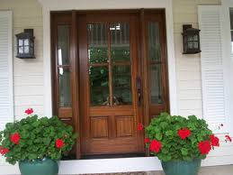 diy exterior doors with sidelights