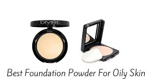best foundation powder for oily skin of 2017