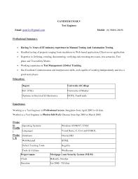 Resume Sample Word Download Mba Resume Templates Cv Sample Word