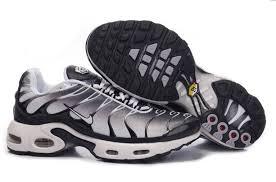 nike shoes air max black. mens nike shoes - air max tn black gray white