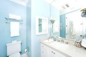 laminate wood floor in bathroom light blue bathroom decor two white ceramic modern sink brown laminated laminate wood floor in bathroom