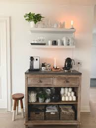 Shop for coffee station cabinet furniture online at target. Creating A Coffee Bar From A Piece Of Furniture Most Lovely Things