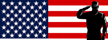 american flag cover with a solr